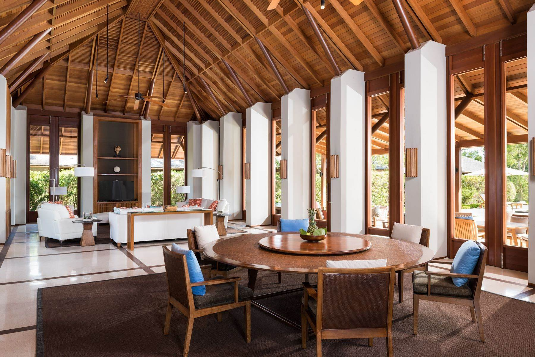 5. Single Family Homes for Sale at Amanyara Villa 15 North West Point, Providenciales TCI Turks And Caicos Islands
