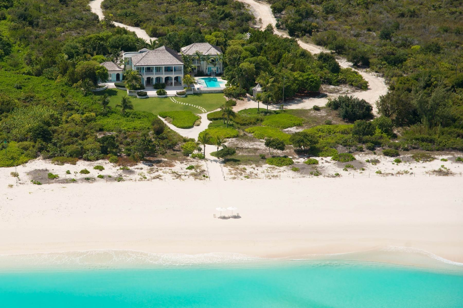Single Family Homes at Amazing Grace Vacation Rental 106 Prince of Wales Drive Grace Bay, Providenciales TCI BWI Turks And Caicos Islands