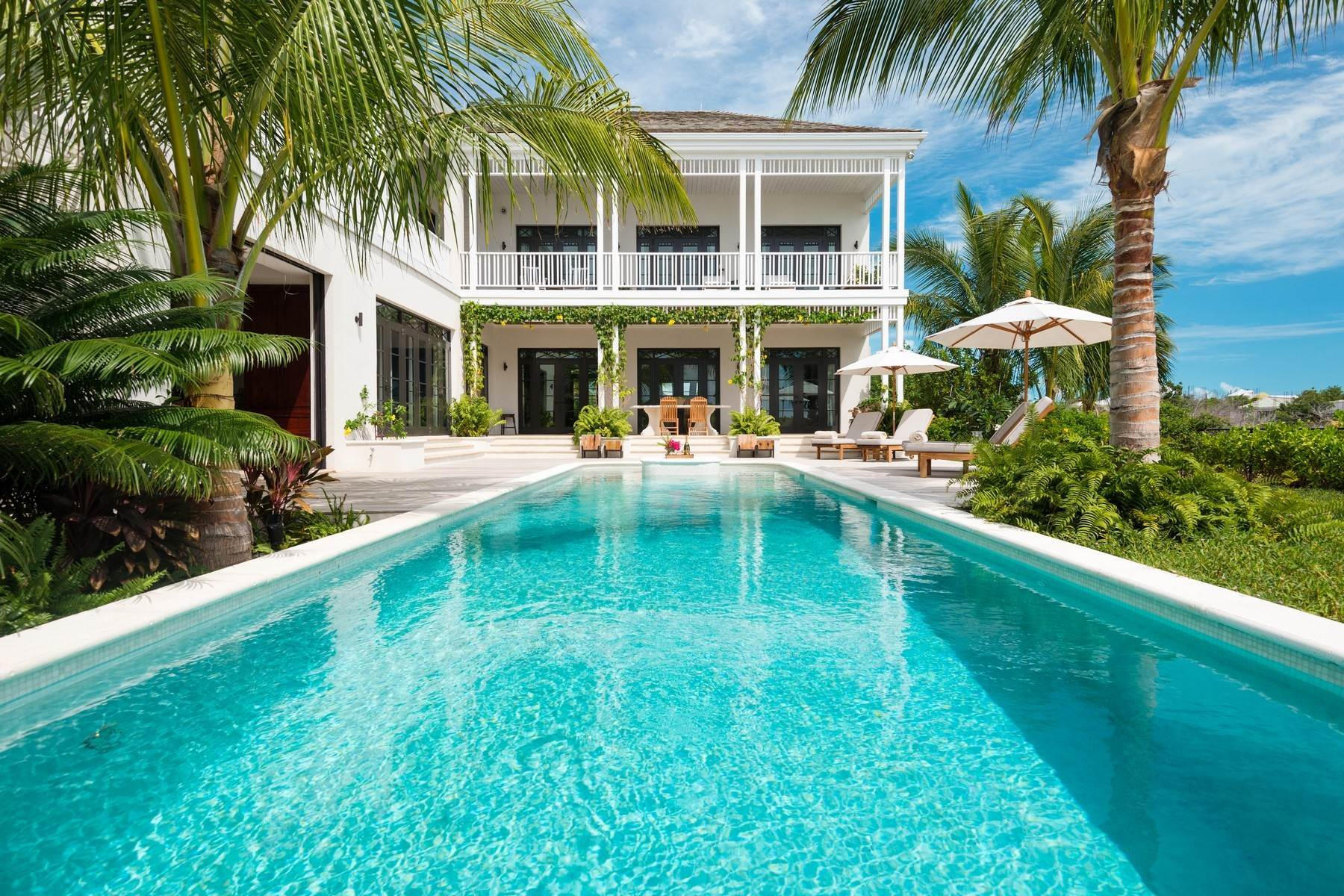 Single Family Homes at Saving Grace Vacation Rental 4 Tranquility Lane Grace Bay, Providenciales TC Turks And Caicos Islands