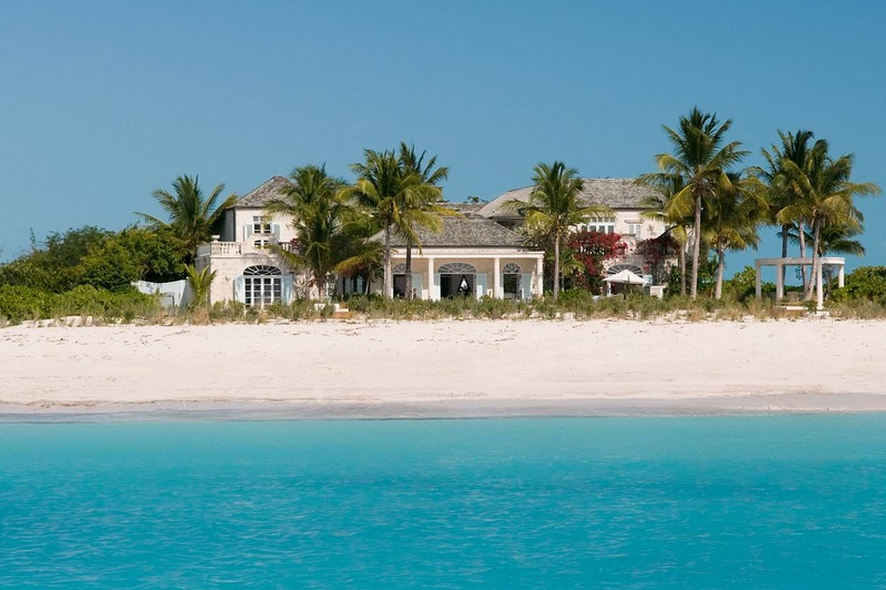 Single Family Homes at Coral House Vacation Rental Coral House Drive Grace Bay, Providenciales TCI BWI Turks And Caicos Islands