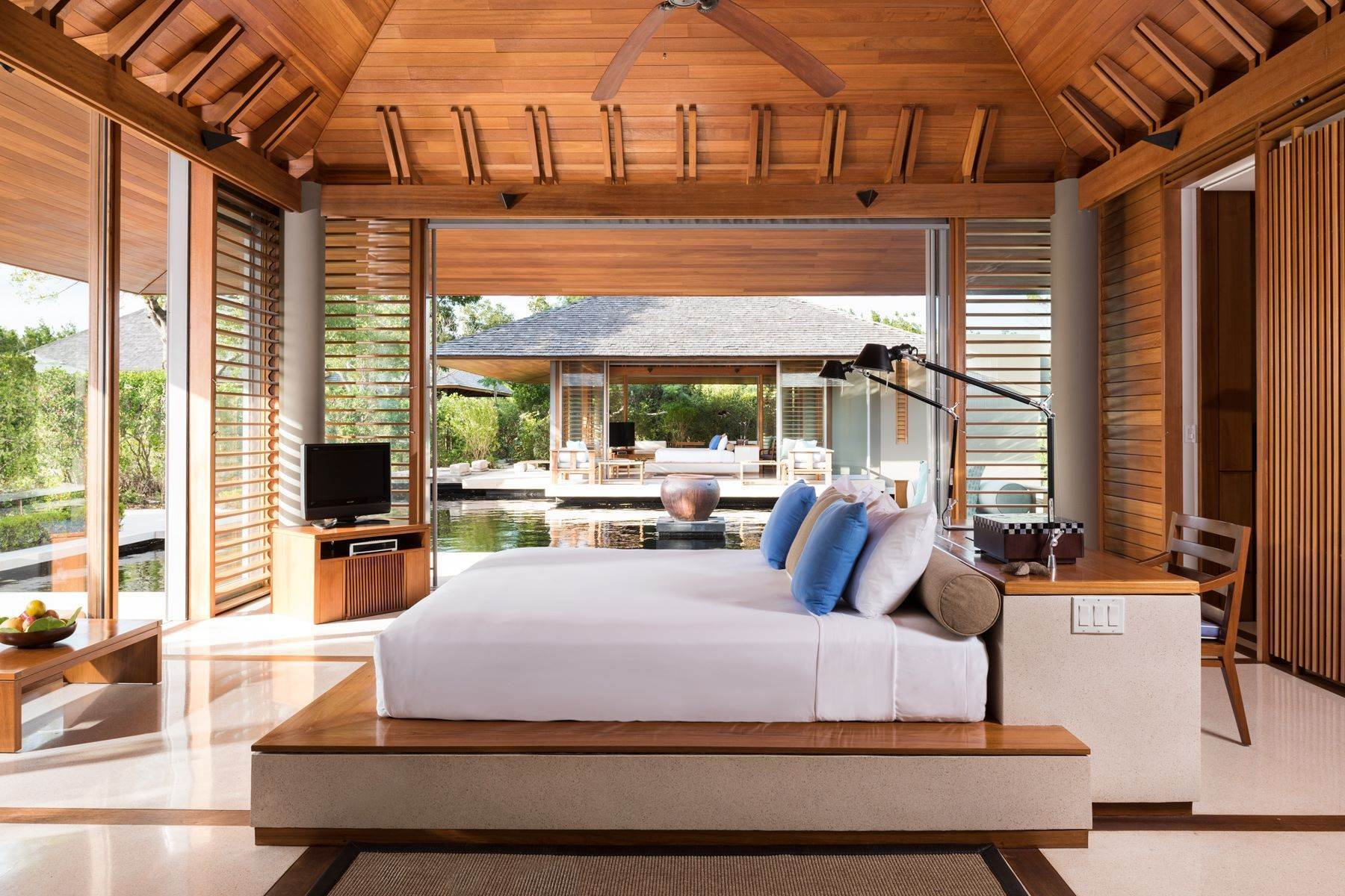 15. Single Family Homes for Sale at Amanyara Villa 15 North West Point, Providenciales TCI Turks And Caicos Islands