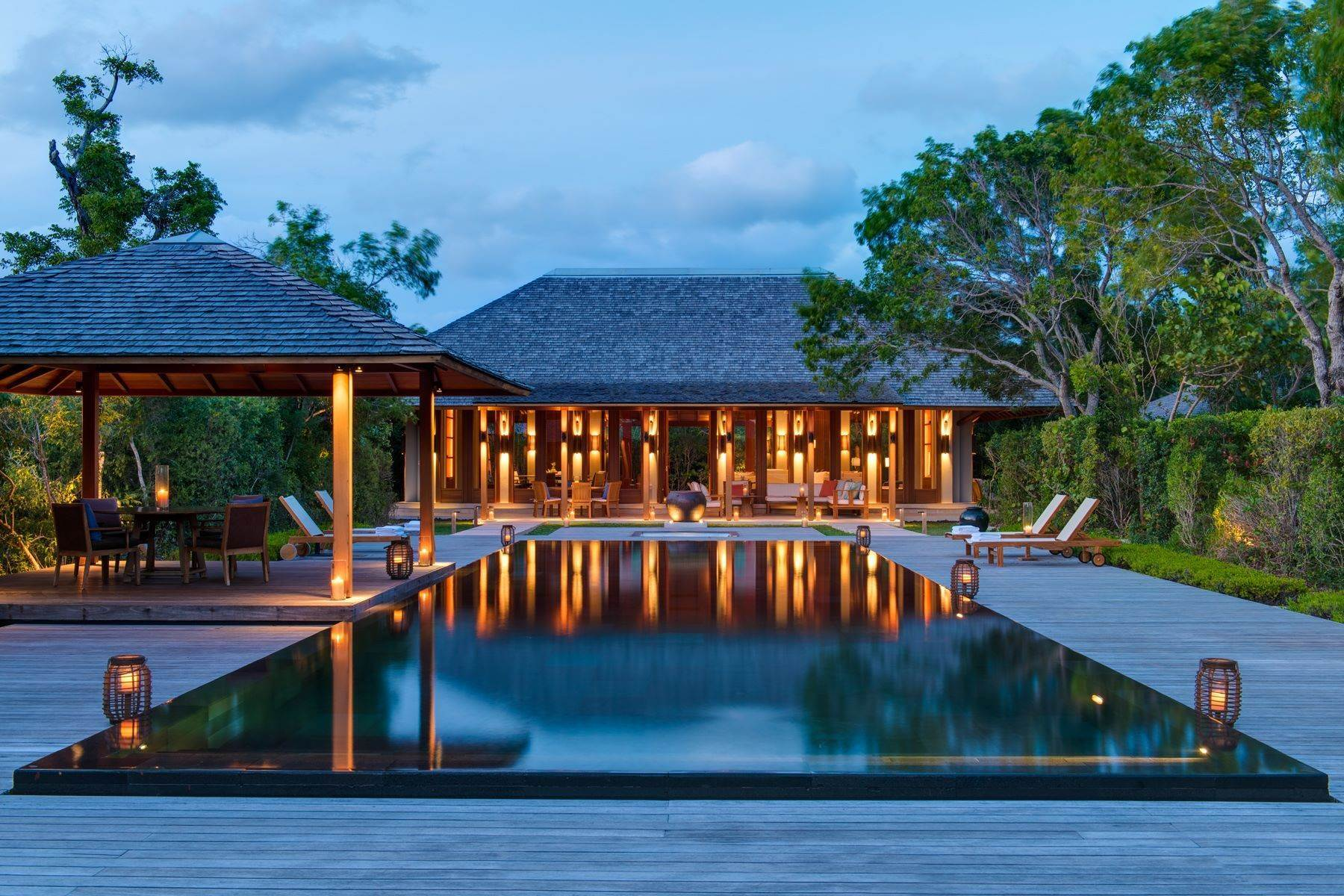 Single Family Homes for Sale at Amanyara Villa 15 North West Point, Providenciales TCI Turks And Caicos Islands