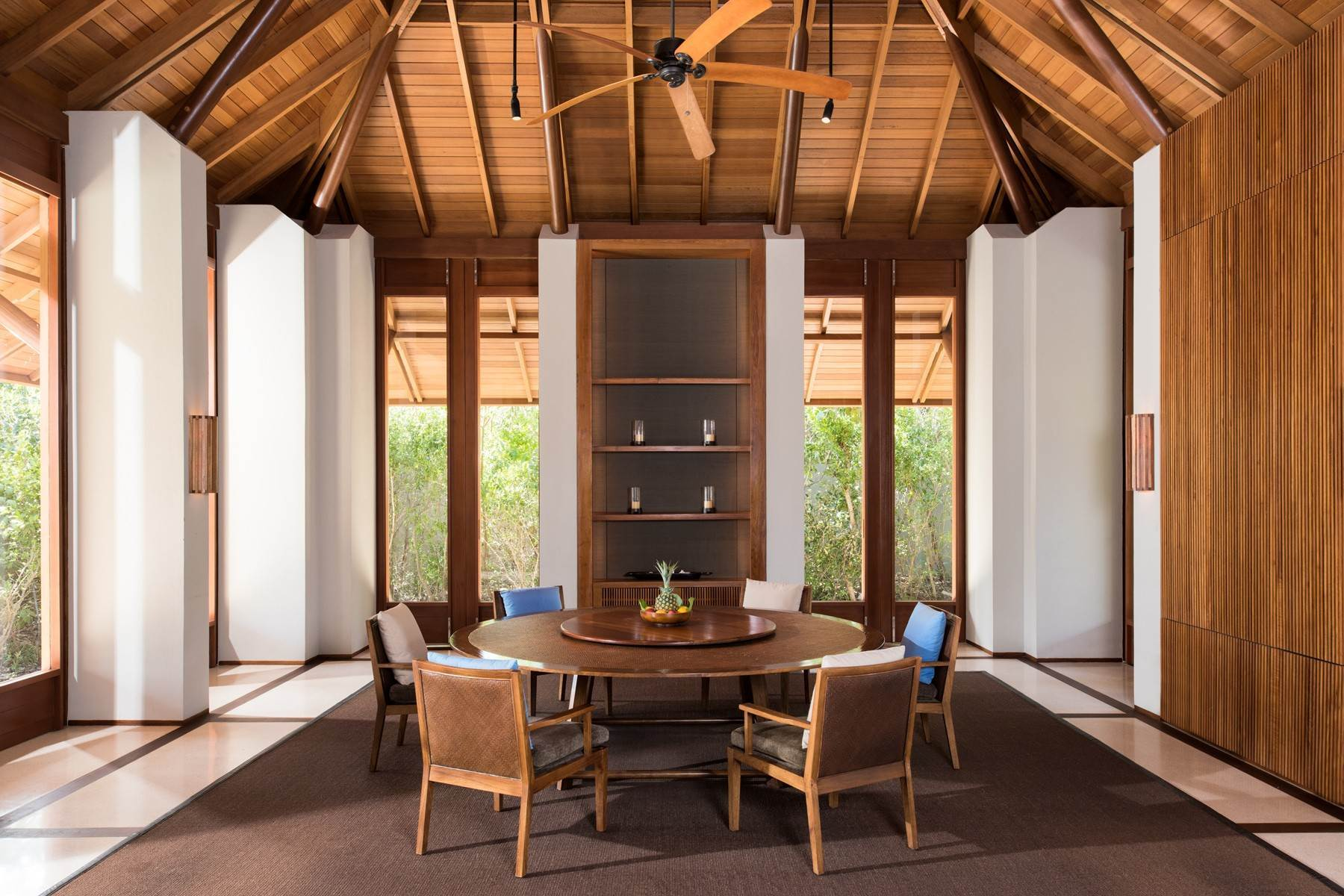 6. Single Family Homes for Sale at Amanyara Villa 15 North West Point, Providenciales TCI Turks And Caicos Islands